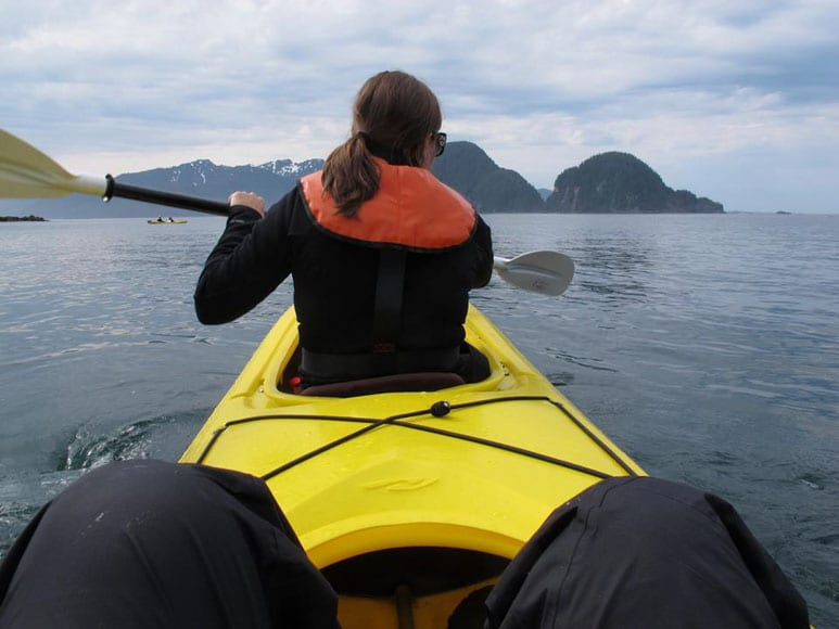 Inside Passage Alaska - National Geographic Expedition Kayaking