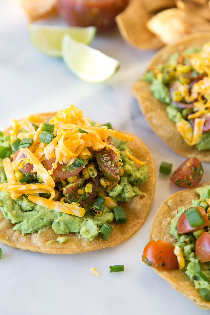 ... weight in Avocados from Peru … let's make these Avocado Tostadas