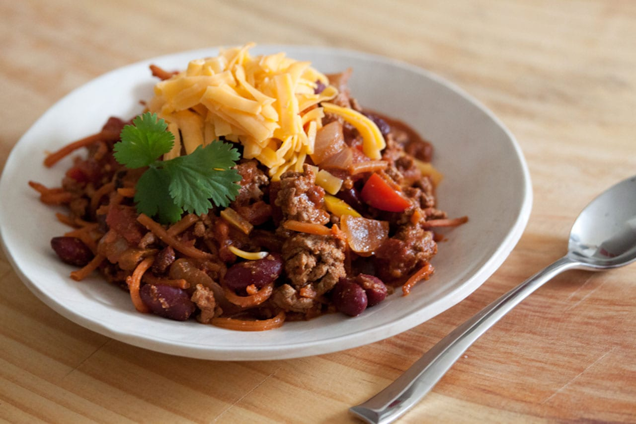have the most kick ass chili recipe that you're just going to love ...