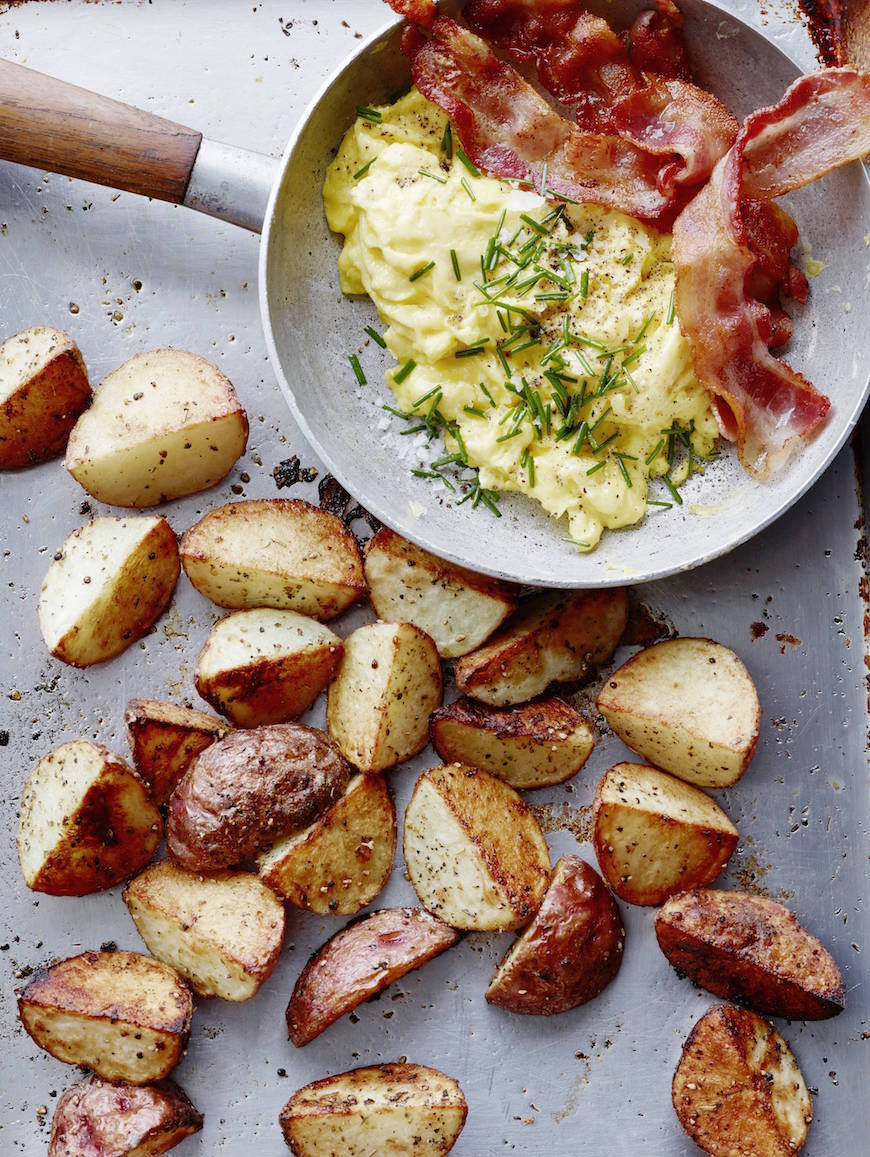 Breakfast Potatoes / What's Gaby Cooking