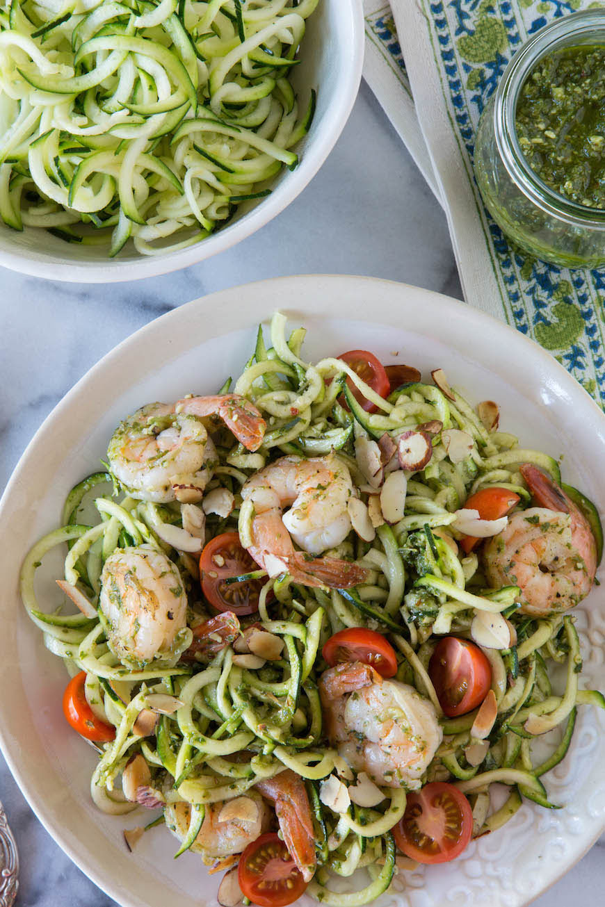 Zucchini Noodles / Healthy Recipes to Kick Start 2015
