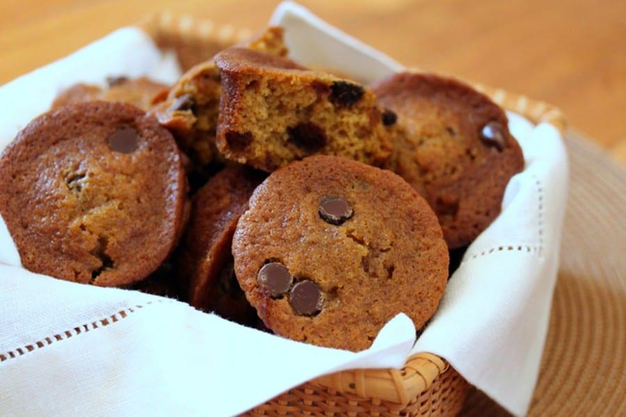 CC Pumpkin Muffins