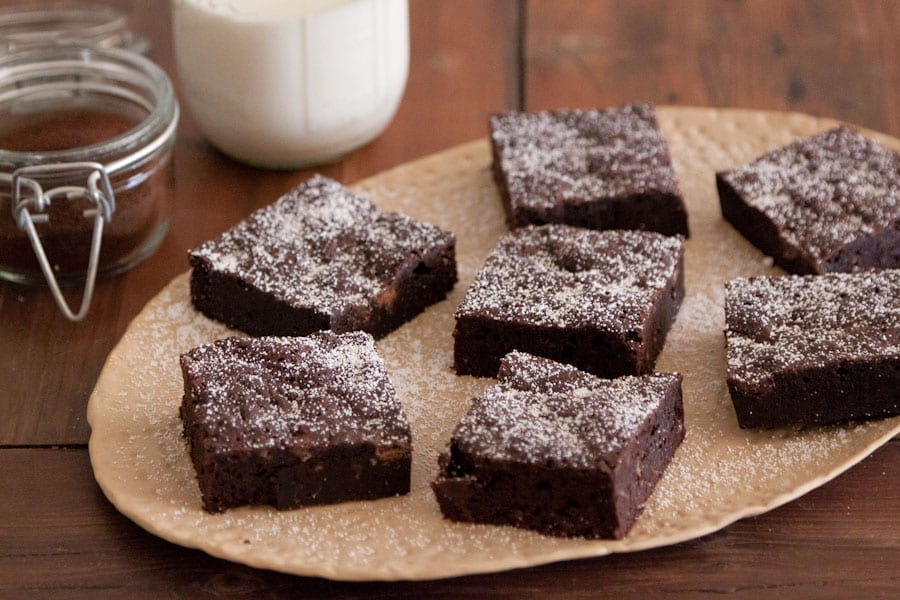 Cappuccino Brownies : What's Gaby Cooking