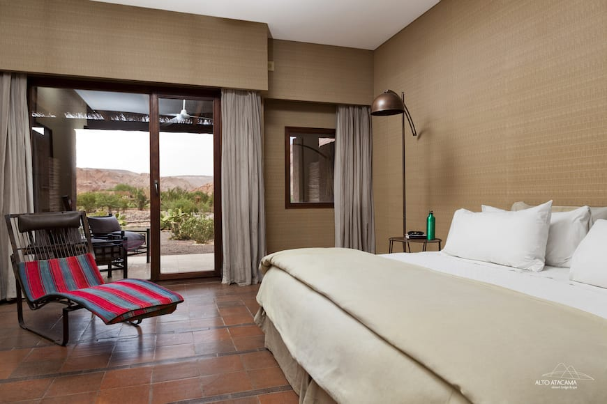 Alto Atacama Desert Lodge and Spa: Guestroom