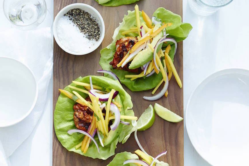 Chipotle Chicken Lettuce Wraps copy 2