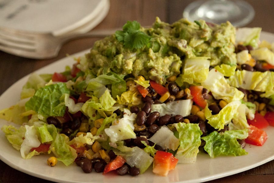 Chopped Cowboy Caviar Salad 1
