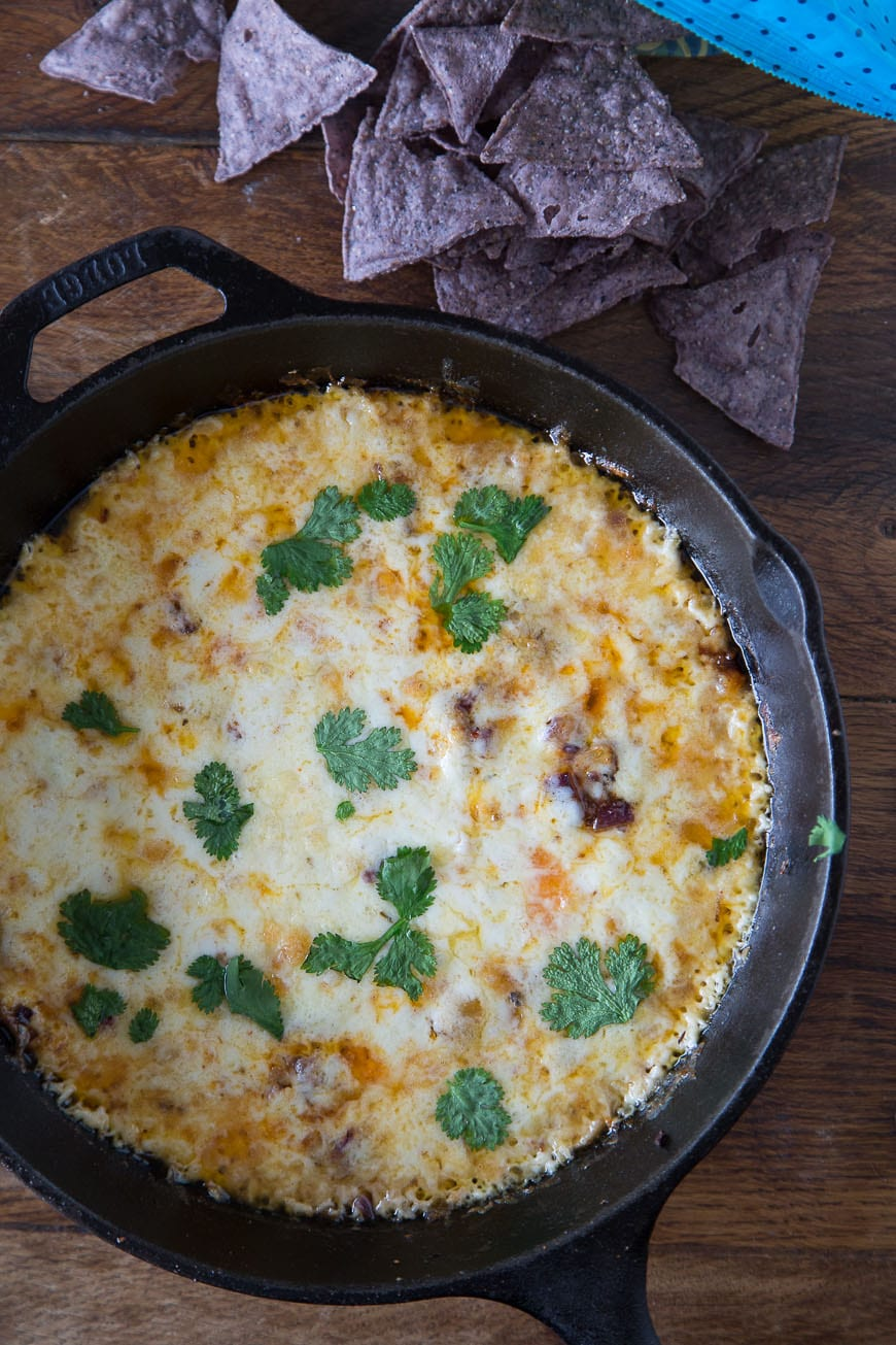 Queso Fundido from www.whatsgabycooking.com