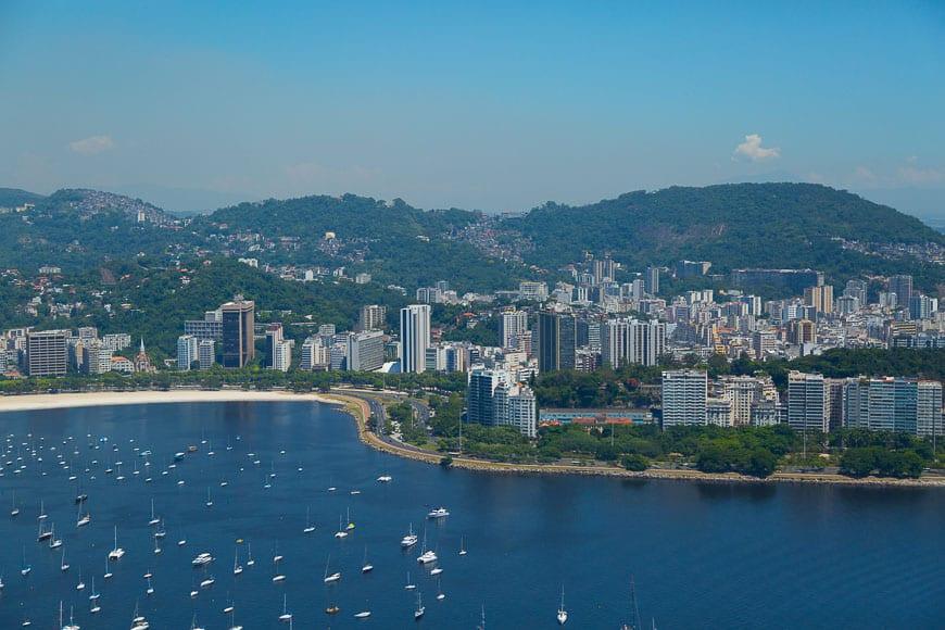 Rio de Janeiro Harbor