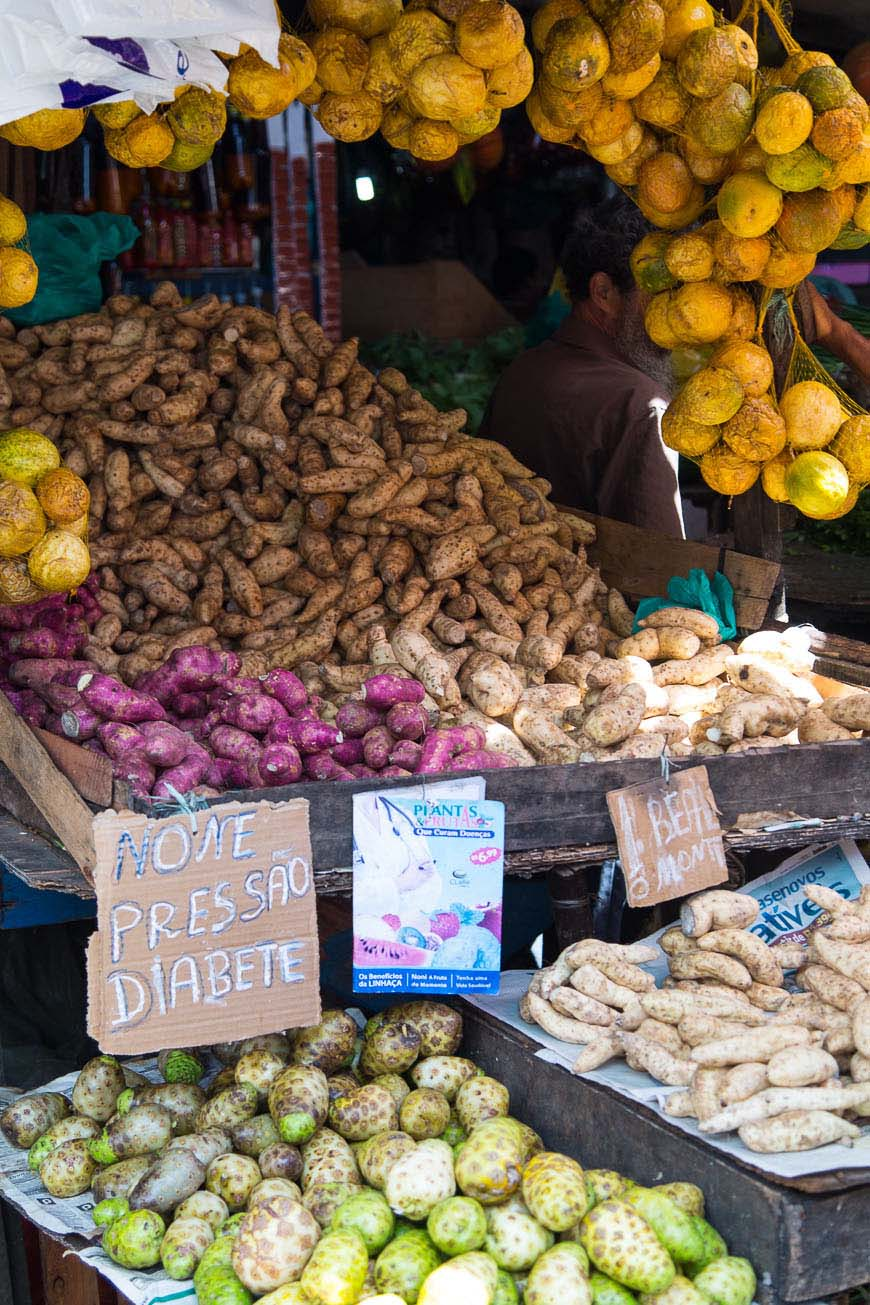 Local Markets in Bahia