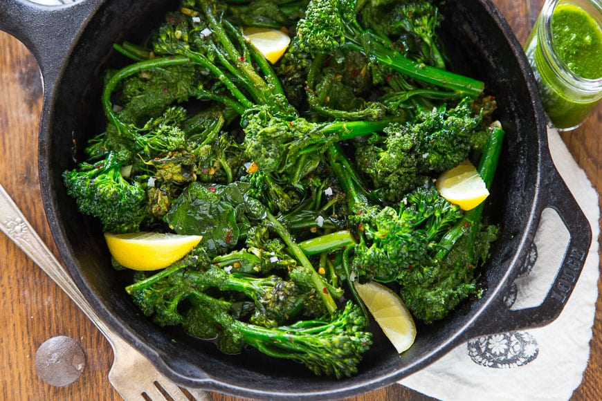 Pesto Broccolini