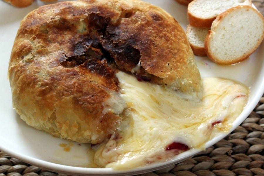 GB Baked Brie