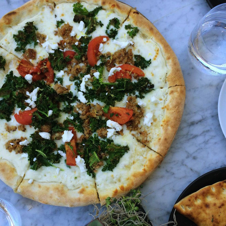 Gaby's Guide to San Diego Pizza