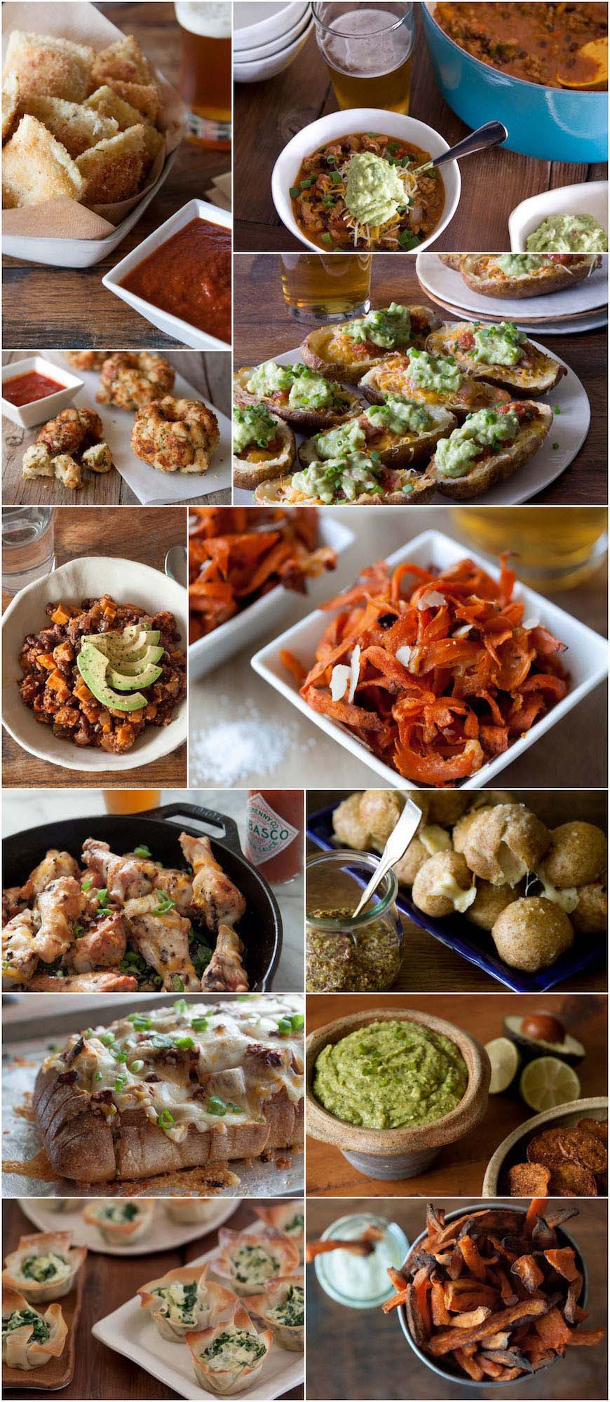 Super Bowl Party Menu A Collection Of The Best Recipes To Make For Your