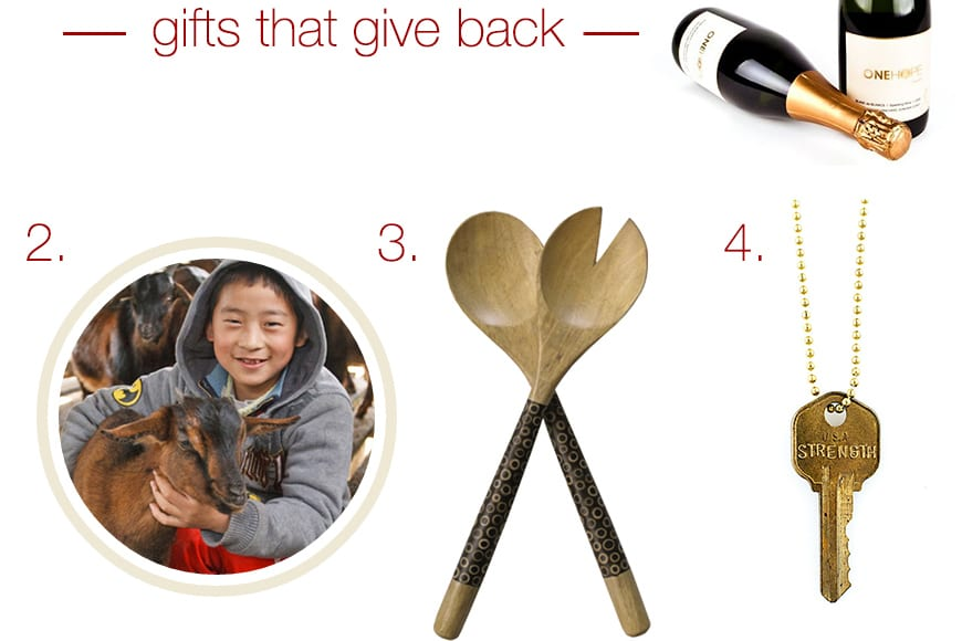 Gifts the Give Back