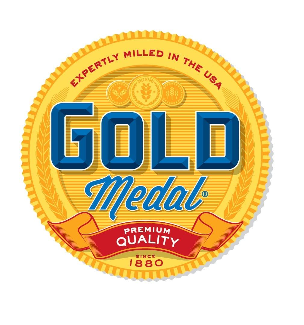 Gold Medal Logo LG