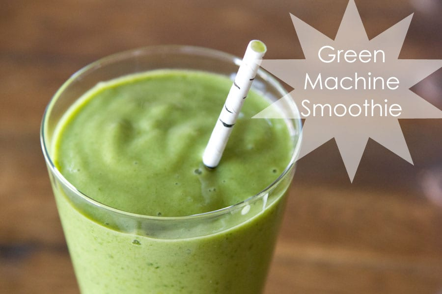 print green machine smoothie the green machine smoothie is my favorite ...