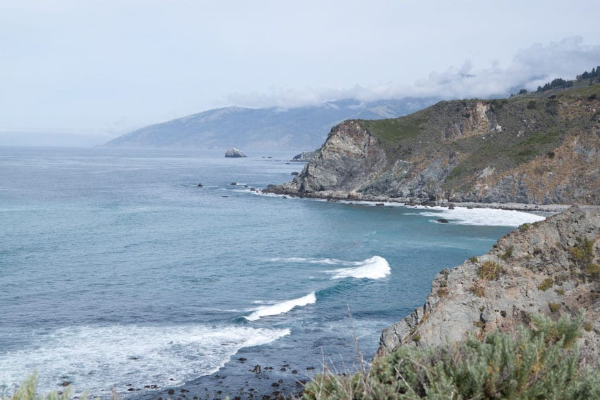 Big Sur, CA: On The Road with www.whatsgabycooking.com