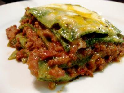 Daring Bakers: Lasagne of Emilia-Romagna