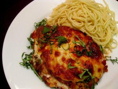 Chicken Parmiggiano