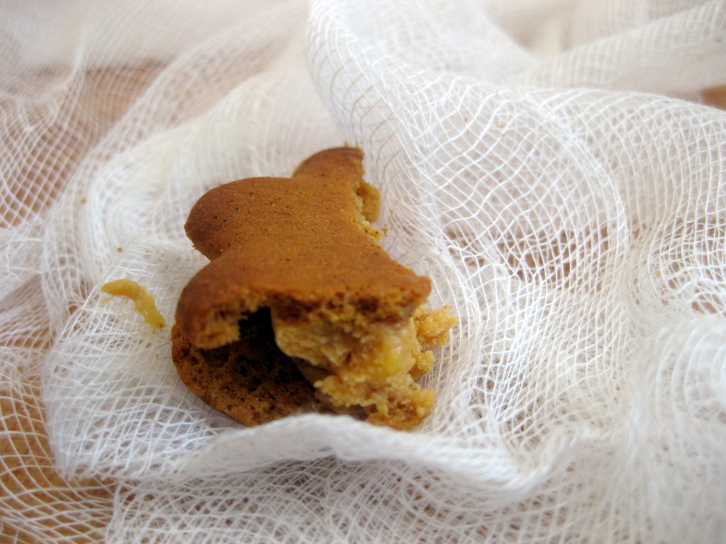 Pumpkin Ice Cream Sandwiches with Gingersnap Cookies ...
