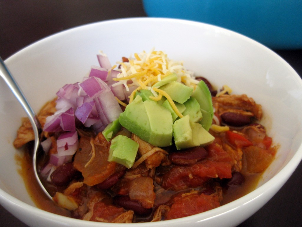 Hearty Chicken Chili - What's Gaby Cooking