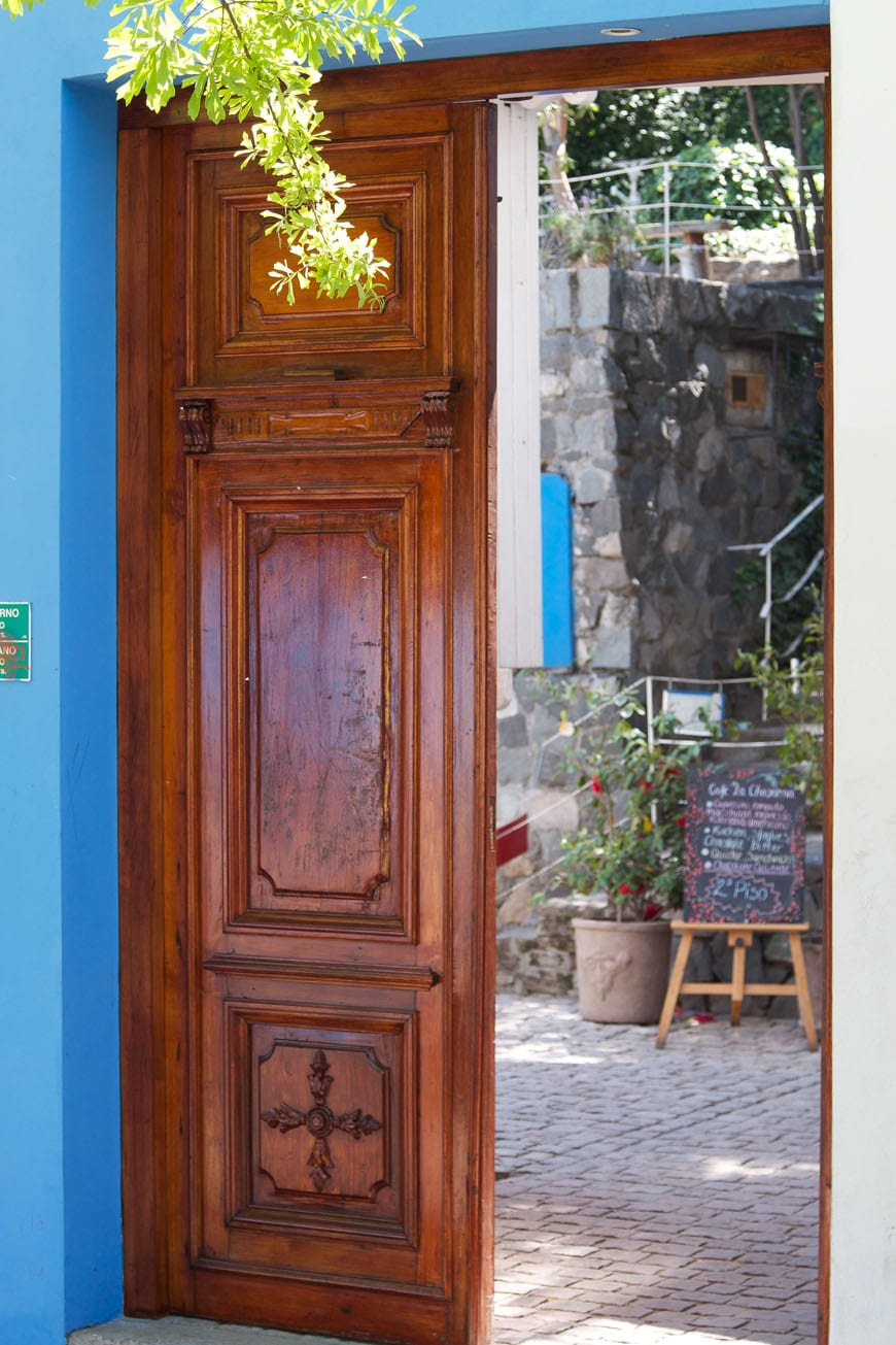 Pablo Neruda Home Santiago, Chile