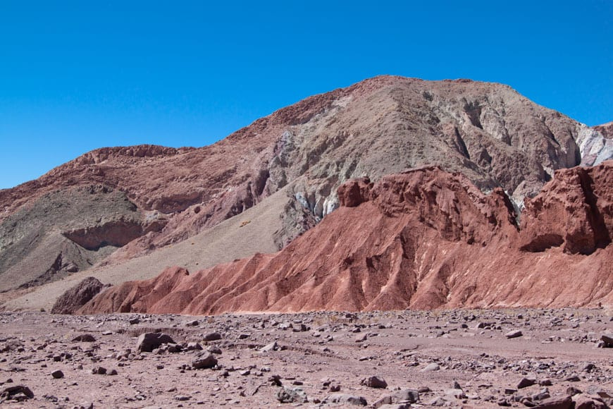 Rainbow Valley, Atacama Desert