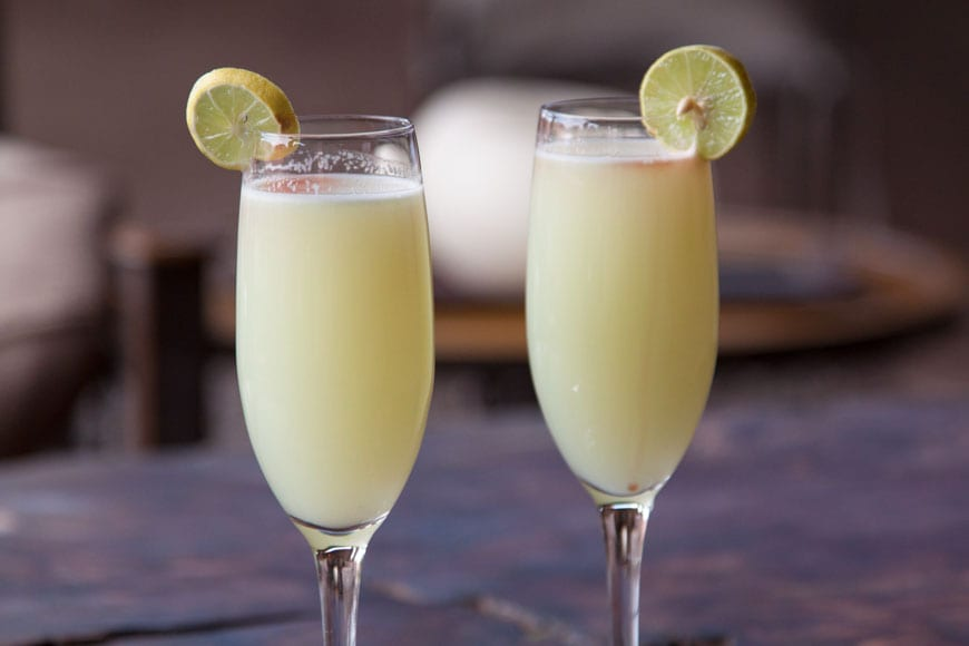 Pisco Sour pisco sour - what's gaby cooking