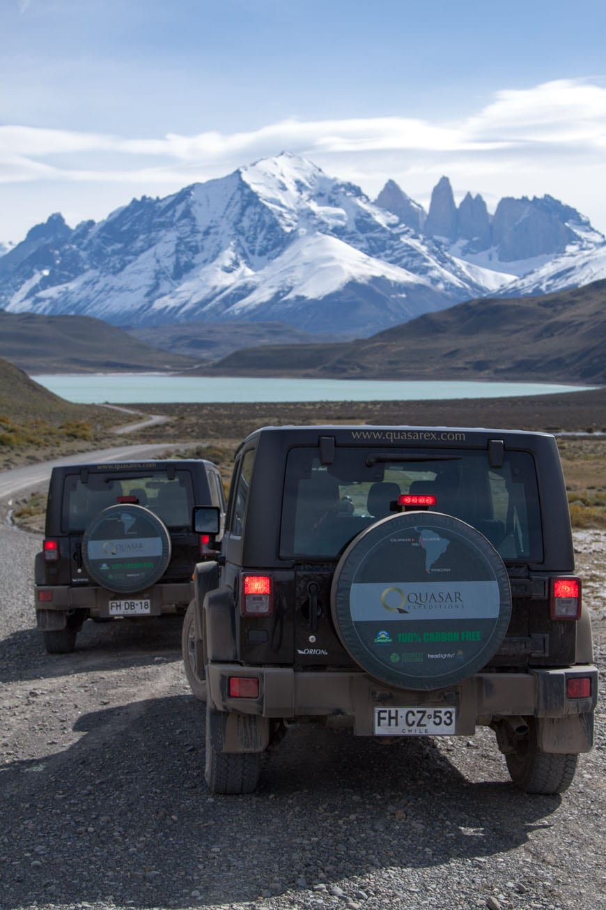 Torres del Paine National Park - Quasar Expeditions