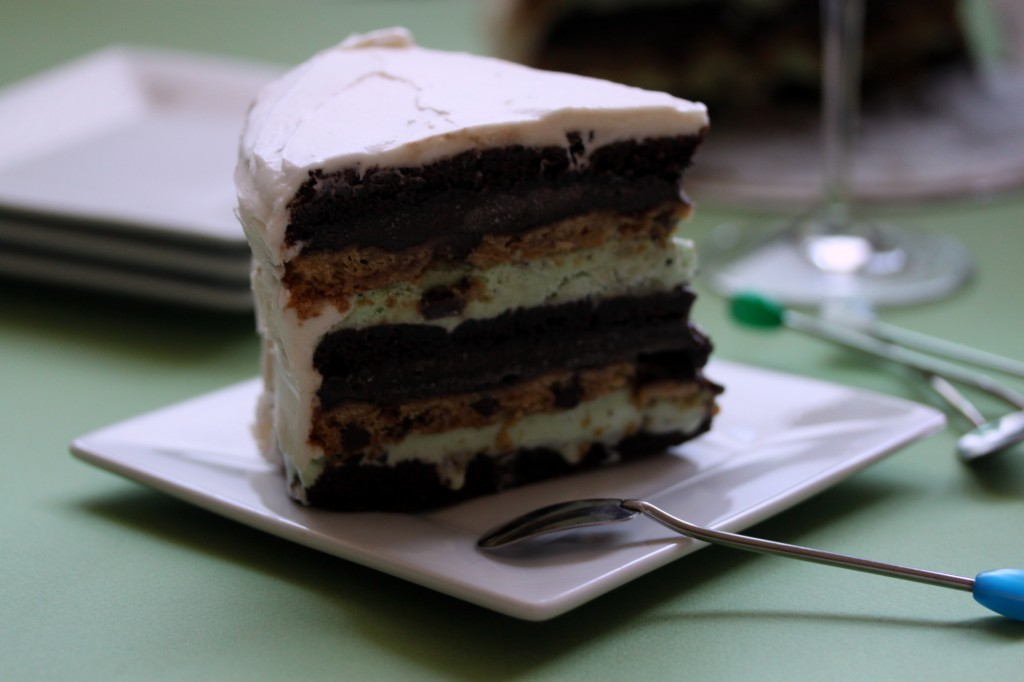 Calories In Mint Chocolate Chip Ice Cream Cake