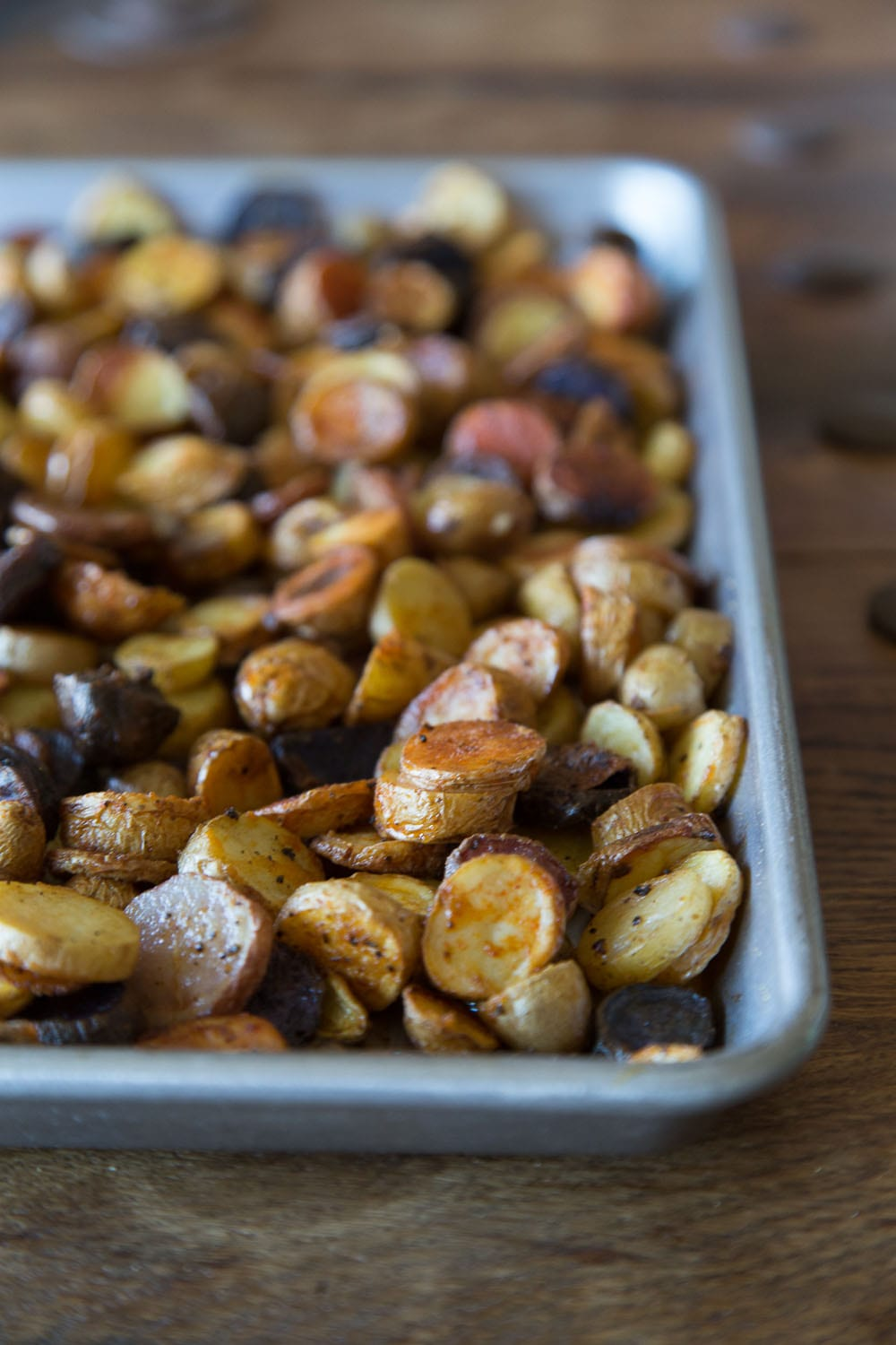 Mustard and Herb Fingerling Potato Salad 02