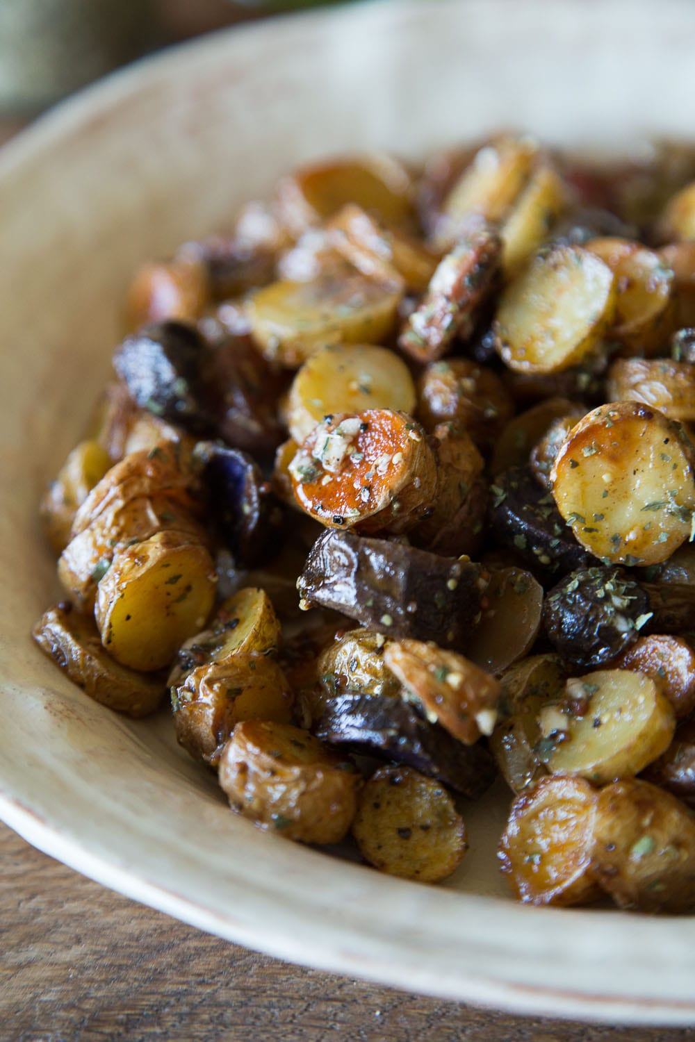 Mustard and Herb Fingerling Potato Salad 04