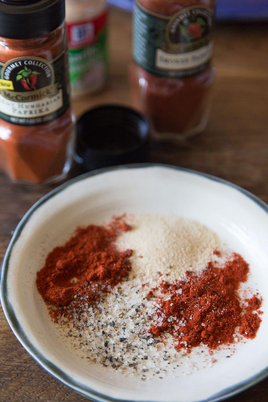 Paprika Spice Blend