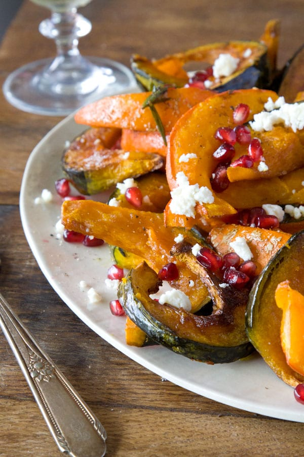 Roasted-Pumpkin-and-Squash-with-Pomegranate-and-Ricotta-Salata-Whats ...