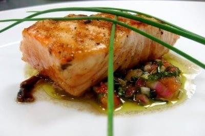 Salmon-Provencal