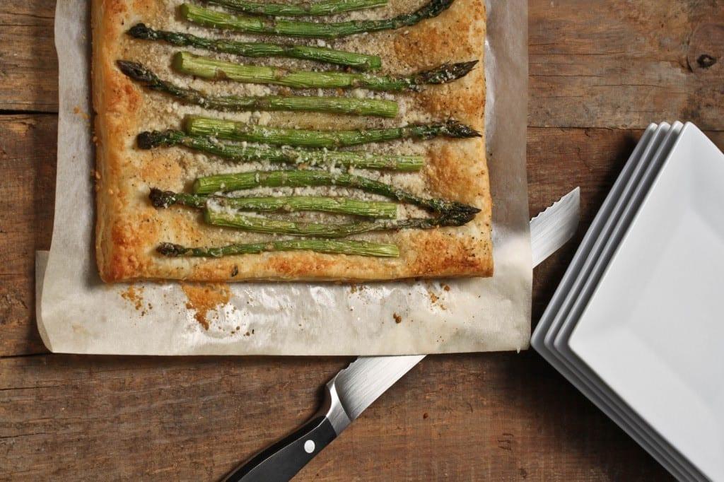 tart asparagus and gruyere tart asparagus gruyere tart from gruyere ...