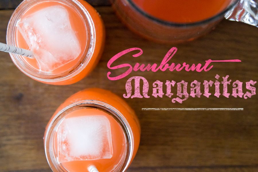 Sunburnt Margaritas from www.whatsgabycooking.com