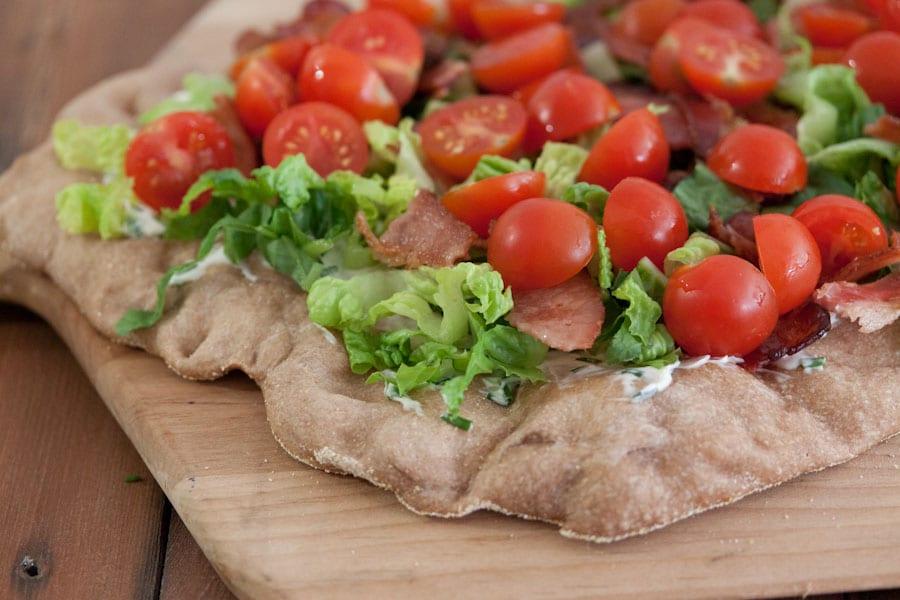 Bacon, Lettuce And Tomato Recipe — Dishmaps