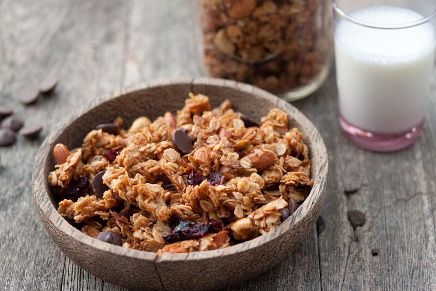 TK Blog Coconut Granola 01