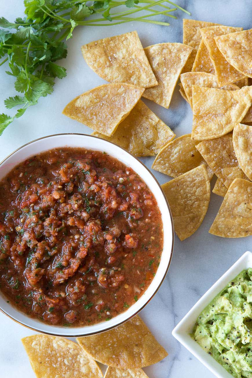 Chipotle-Bacon Salsa Recipes — Dishmaps