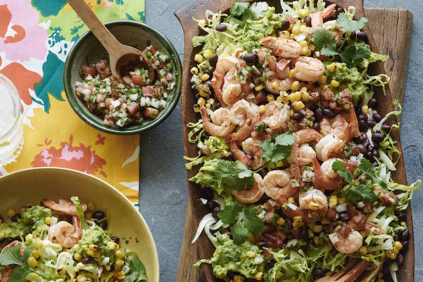 Mexican Cobb Salad - What's Gaby Cooking