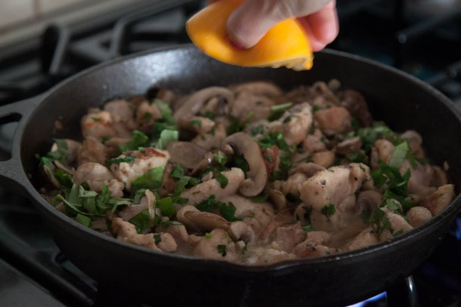 step 14 of Lemon Herb Chicken Moscato from www.whatsgabycooking.com