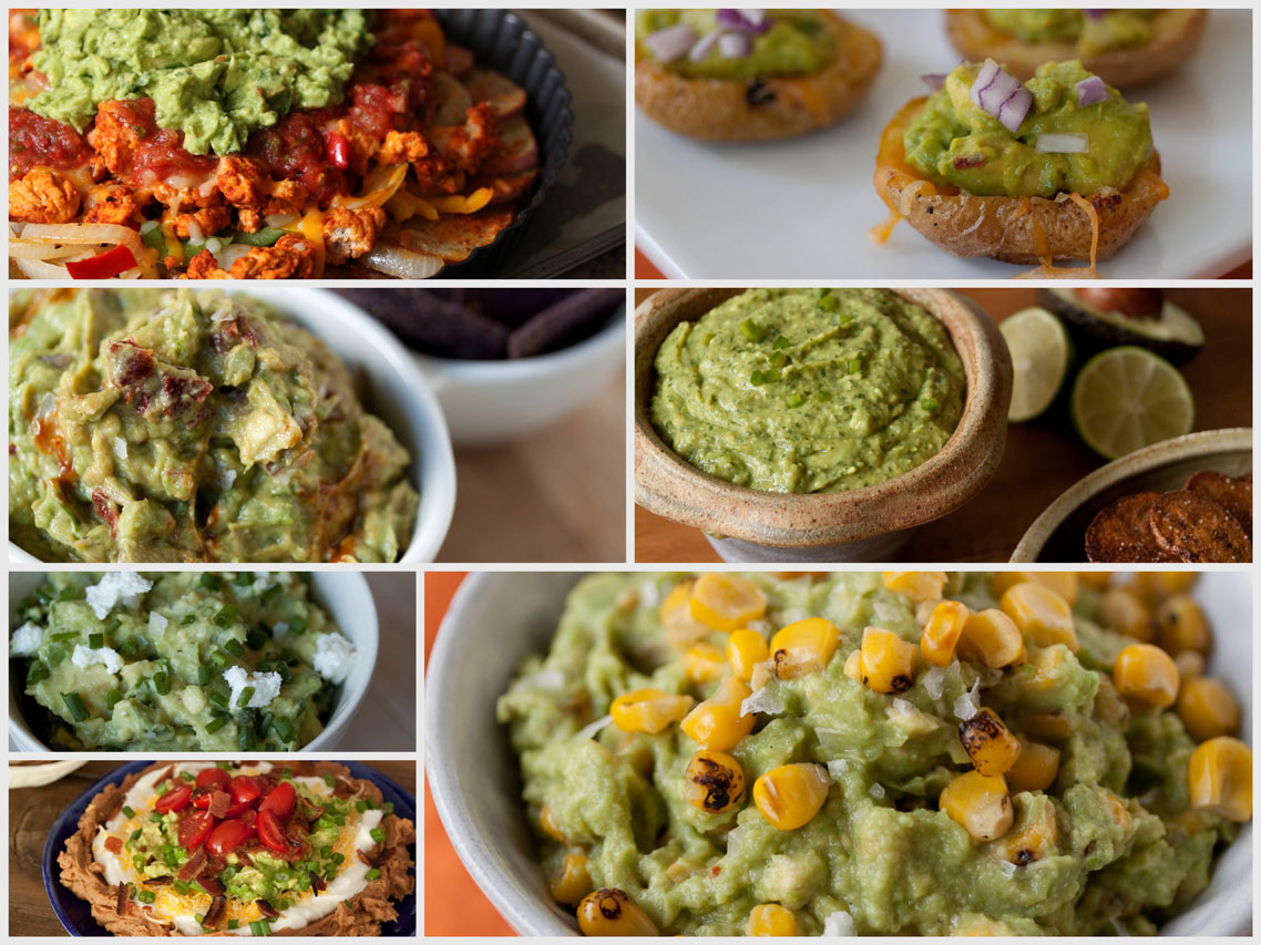 Irish Nachos With Guacamole Recipes — Dishmaps